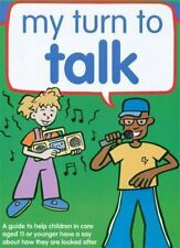 My Turn to Talk: A guide to help children a... by Claire Lanyon and Ru Paperback