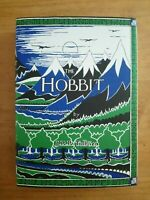 THE HOBBIT - 1ST EDITION COPY. J. R. R. TOLKIEN. FIRST. AS PUBLISHED IN 1937.