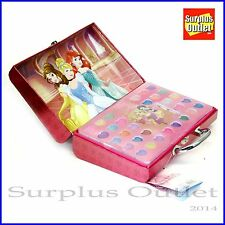 Disney Princess Glittery Case with Lip Gloss