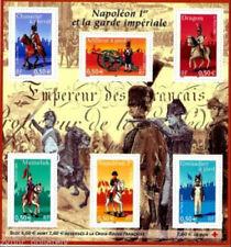 "France - ""MILITARY ~ NAPOLEON & IMPERIAL GUARDS"" MNH Mini Sheet MS 2004 !"
