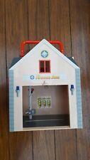 Fireman Sam Ponty Pandy Fire Station Deluxe Playset Folding Carry Case