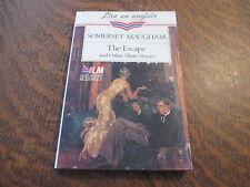 le livre de poche the escape and other short stories - SOMERSET MAUGHAM