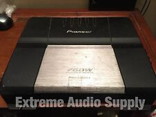 Pioneer GM-5300T 760 Watt 2 Channel Car Amp