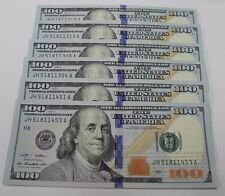 2009 FRB St. Louis Uncirculated Hundred Dollar Bill $100 JH-A Note