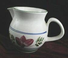 Iden Pottery Rye Hand Painted Jug