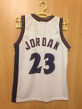 NBA WASHINGTON WIZARDS BASKETBALL SHIRT JERSEY CHAMPION MICHAEL JORDAN #23