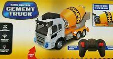 Playtek Radio Control Cement Truck 1:15 New n Box Ages 4+ Wireless Remote Lights