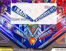 TRANSFORMER Pinball Flipper Armour 2 piece set