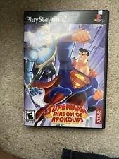 Superman: Shadow of Apokolips (Sony PlayStation 2, 2002)