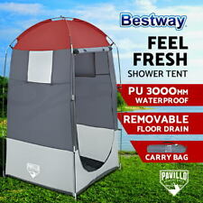 Bestway Camping Tents Pou up Tent Shower Toilet Room Outdoor Portable Shelter