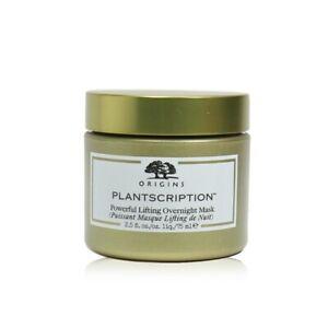 NEW Origins Plantscription Powerful Lifting Overnight Mask 75ml Womens Skin Care