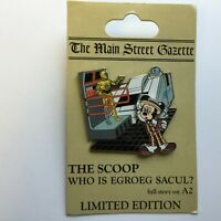 WDW - The Scoop! - Star Tours Mickey Mouse C3-PO LE 2000 Disney Pin 63006