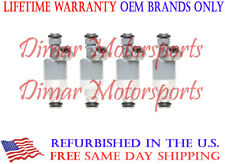 Lifetime Warranty - OEM Fuel Injector Set of 4 - 17086532