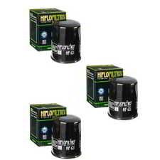 Hiflofiltro Hf621 Oil Filter 3 Pack Arctic Cat 350 366 400 450 500 550 650 700