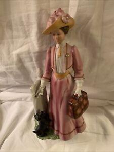Vintage Avon 1983 President's Club Albee Award Figurine