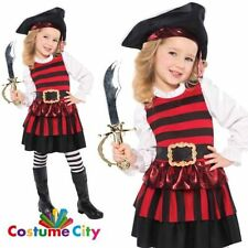 Amscan Pirate Polyester Complete Outfit Fancy Dresses