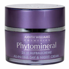 (32,67€/100ml) Judith Williams Phytomineral 24h Aufbaucreme - 150ml