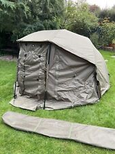 JRC Stealth Brolly Bivvy Bedchair Trakker Big Snooze Derbyshire Carp Fishing