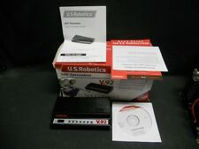 US Robotics V.92 56K EXTERNAL FaxModem / Fax Modem - In Original Box