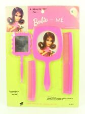 Barbie & Me Mod Vanity Set - Mirrors and combs - 1974 - Licensed Product - Nrfp!