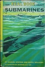 THE REAL BOOK ABOUT SUBMARINES, 1954