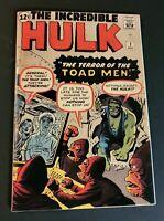 The Incredible Hulk # 2 Silver Age Classics Replica Edition ☆☆☆☆
