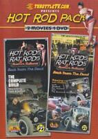 Hot Rod Pack - Hot Rods, Rat Rods Kustom Kultures