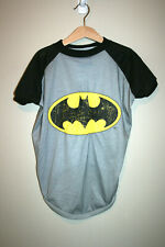NEW DC Justice League Batman For Pets Dog Tee T-Shirt Costume XL NWT