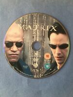the matrix dvd DISC ONLY