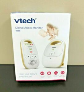 VTech (DM111) Digital Audio Baby Monitor - EUC - tested and working!
