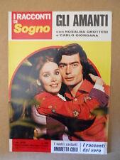 I Racconti di Sogno n°96 1973 Fotoromanzo Anni 70 - Ombretta Colli  [G581]