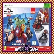 PlayStation 4 Disney Infinity Marvel Super Heroes 2.0 Edition Ps4 Starter Pack