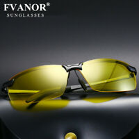 Day & Night Vision Driving Glasses HD Polarized Sunglasses Sports Eyewear UV400