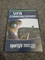 VFR Communications (DVD) Sporty's Pilot Shop What You Should Know Series