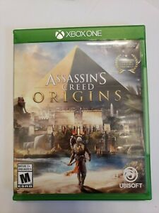 Assassin's Creed Origins for XBOX ONE CIB