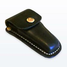 Stanley Knife Pouch - Handmade Leather Scaffolding Frog Tool Holder