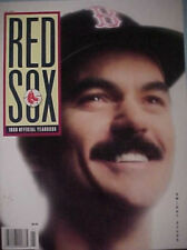 1989 Boston Red Sox Yearbook