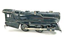 Marx Post War Tin Litho 0 4 0 Steam Locomotive Engine