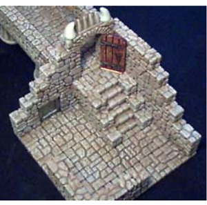 Roleplay Scenery D&D Heroquest 25mm - The Stair Room