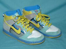 NIKE DUNK Hi 6.0 CLEAR Panel SB Women's Basketball Shoes 342257-131 Size 9, 40.5