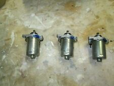 85-86 Honda Gyro Starter, Rebuilt (11 tooth) + 20.00 core charge (sold each)