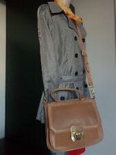 MIMCO TAN TAYLOR SATCHEL LEATHER SUEDE BAG BNWOT RRP$499 + MIMCO dust bag