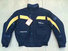 """CORNER Mens Textile Motorbike Motorcycle Jacket  UK 38"""" Chest   C100"""