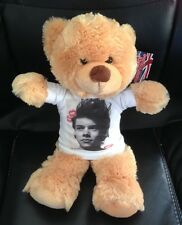 ONE DIRECTION Harry Styles lipstick kisses T SHIRT FOR A TEDDY BEAR OR DOLL 1D