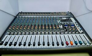 Behringer Europower PMP6000 powered PA and studio mixer