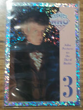 3rd Dr Doctor Who Cornerstone Series 1 Foil 3 Chase Trading Card Tardis Pertwee