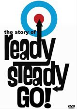 THE STORY OF READY STEADY GO! - BBC DOCUMENTARY DVD + BEST OF ... beatles motown
