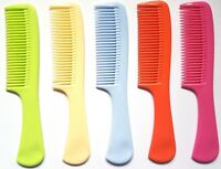 Hair Handle Comb Large Shower Comb Detangle Wet Hair Combs Wide Tooth Comb x 1