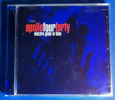 Apollo Four Forty, Electro Glide in Blue Promotional CD