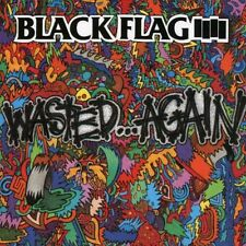 Black Flag - Wasted Again [New CD]
